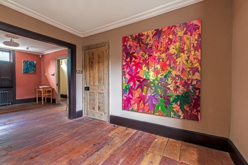 Van Gogh House, installation view