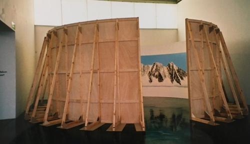 Walsall Art Gallery, Panorama, installation view